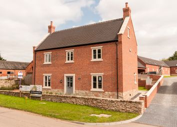 Thumbnail 4 bedroom detached house for sale in Hall Gate, Diseworth, Derby