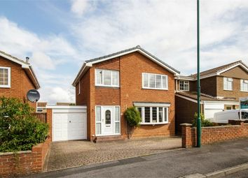 Thumbnail 3 bed detached house for sale in Woodbrook Close, New Marske, Redcar, North Yorkshire