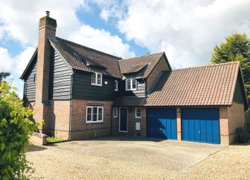 Thumbnail 4 bedroom detached house for sale in Priory Place, Greenham, Thatcham
