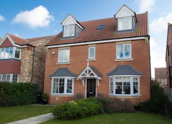 Thumbnail 6 bed detached house for sale in Langdon Mews, Templetown, Consett