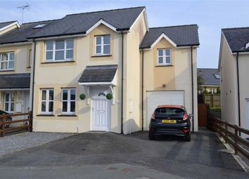 Thumbnail 3 bed semi-detached house for sale in Llys Y Dderwen, New Quay, Ceredigion