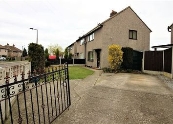 Thumbnail 2 bed semi-detached house for sale in Zamor Crescent, Thurcroft, Rotherham