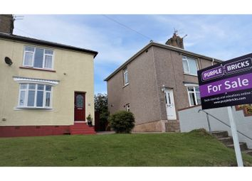Thumbnail 3 bed terraced house for sale in Countess Road, Whitehaven