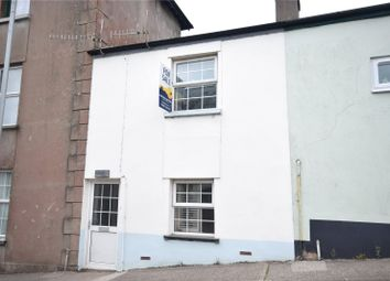 Thumbnail 2 bed terraced house for sale in Mill Street, Torrington