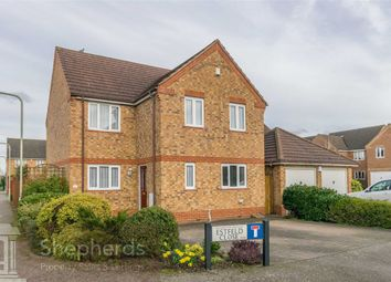 Thumbnail 4 bed detached house for sale in Estfeld Close, Hoddesdon, Hertfordshire
