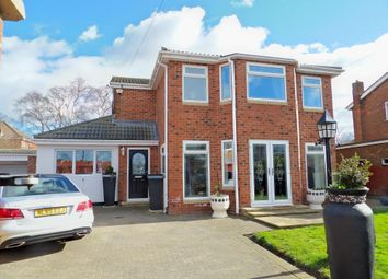 Thumbnail 5 bedroom detached house for sale in Meldon Avenue, South Shields