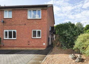 Thumbnail 1 bed mews house for sale in Tidbury Close, Walkwood, Redditch
