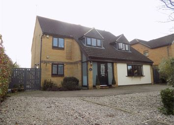 Thumbnail 5 bed detached house for sale in Selworthy, Furzton, Milton Keynes, Buckinghamshire