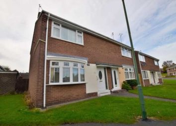 Thumbnail 2 bed semi-detached house to rent in Southfields, South Moor, Stanley