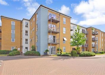 Thumbnail 2 bed flat for sale in Millfield Close, Hornchurch