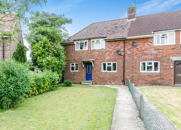 Thumbnail 4 bed semi-detached house for sale in Hillyfields, Nursling, Southampton