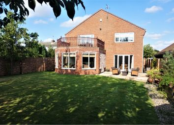 Thumbnail 6 bed detached house for sale in Sandholme Road, Brough