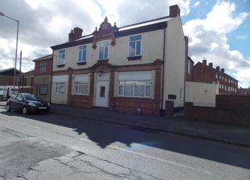 Thumbnail 2 bed flat to rent in Wolverhampton Street, Darlaston, Wolverhampton