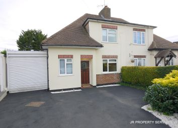 Thumbnail 4 bed semi-detached house for sale in The Chase, Goffs Oak, Waltham Cross