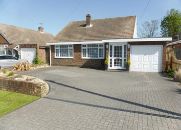 Thumbnail 2 bed bungalow for sale in Hardy Road, Greatstone, New Romney, Kent