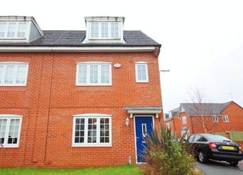 Thumbnail 4 bedroom semi-detached house for sale in Charnley Drive, Wavertree, Liverpool