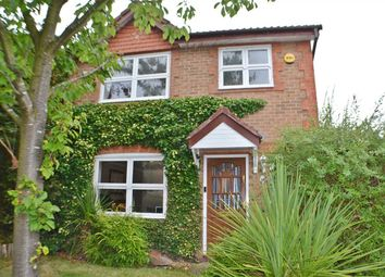 Thumbnail 3 bed detached house for sale in Fleetwood Close, Great Sankey, Warrington