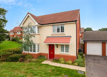 Thumbnail 4 bed detached house for sale in Henry Gardens, Ottery St. Mary, Devon