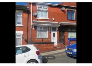 Thumbnail 2 bed terraced house to rent in Smith Street, Stoke-On-Trent