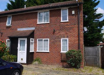 Thumbnail 1 bedroom end terrace house for sale in Belgrave Road, Slough