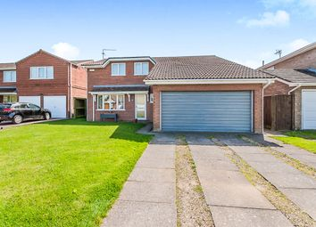 Thumbnail 4 bed detached house for sale in Rose Walk, Wisbech