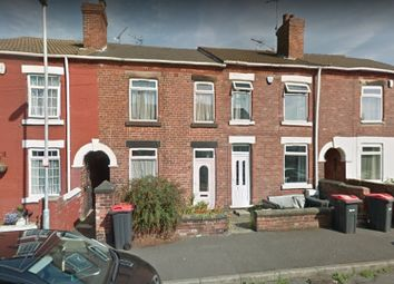 Thumbnail 3 bed terraced house for sale in Marlborough Road, Kirkby-In-Ashfield, Nottingham