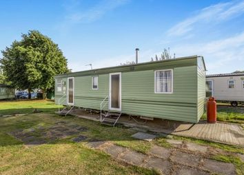 Thumbnail 2 bed mobile/park home for sale in Bird Lake Pastures, Billing Aquadrome, Crow Lane, Northampton