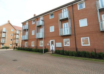 Thumbnail 2 bed flat for sale in Tobago Drive, Milton Keynes