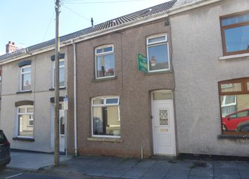 Thumbnail 3 bed terraced house for sale in Roman Road, Banwen, Neath