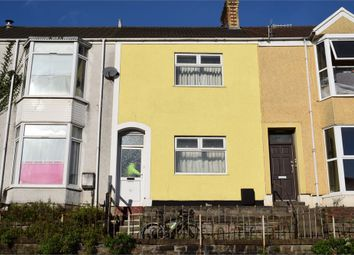 Thumbnail 4 bed terraced house to rent in King Edwards Road, Swansea