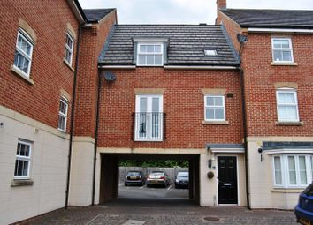 Thumbnail 2 bed terraced house for sale in Vistula Crescent, Haydon End, Swindon