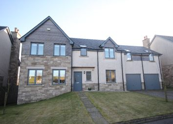 Thumbnail 5 bed detached house for sale in Cuthill Towers, Milnathort, Kinross