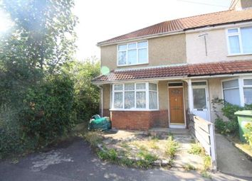 Thumbnail 3 bed semi-detached house for sale in Woodley Road, Southampton