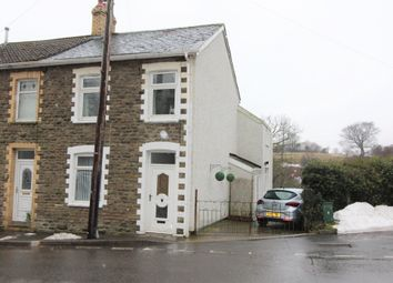 Thumbnail 2 bed semi-detached house for sale in Bute Place, Aberbeeg, Abertillery