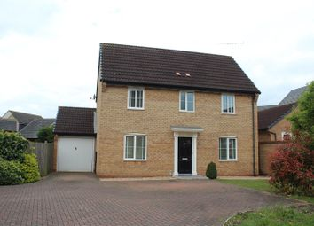 Thumbnail 3 bed detached house for sale in Sprigs Road, Hampton Hargate, Peterborough