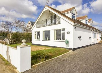 Thumbnail 5 bed detached bungalow for sale in Crete Road East, Folkestone