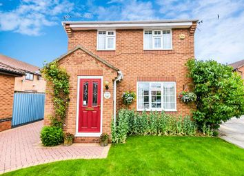 Thumbnail 3 bed detached house for sale in 139 Nelson Way, Grimsby