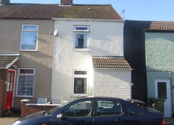Thumbnail 2 bed end terrace house for sale in Nelson Road, Gorleston, Great Yarmouth