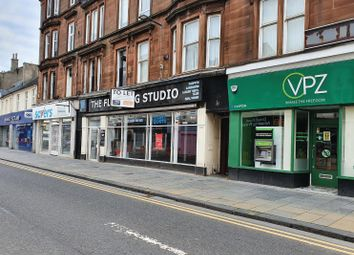 Thumbnail Retail premises to let in High Street, Dumbarton