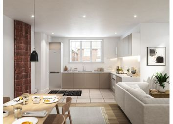 Thumbnail 2 bedroom flat for sale in St. Augustines Apartments, Stockport
