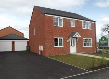 Thumbnail 4 bed detached house for sale in Rosemary Crescent, Winsford