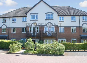 Thumbnail 3 bed flat for sale in Henrietta Court, Swindon