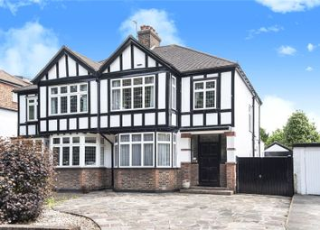 Thumbnail 3 bedroom semi-detached house for sale in The Avenue, West Wickham