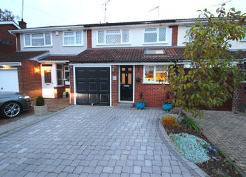 Thumbnail 3 bed terraced house for sale in Norman Ashman Coppice, Binley Woods, Coventry