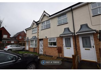 3 bed terraced house to rent in Bowlers Close, Stoke-On-Trent ST6