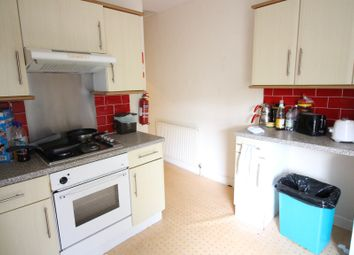 Thumbnail 4 bed terraced house to rent in Gordon Road, Cathays, Cardiff