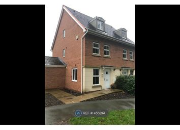 Thumbnail 4 bed semi-detached house to rent in Saunton Walk, Chorley