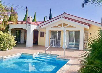 Thumbnail 3 bed bungalow for sale in Pyrgos Lemesou, Pyrgos Lemesou, Limassol, Cyprus