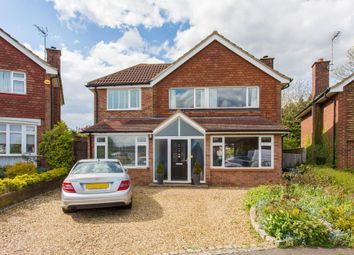 Thumbnail 4 bed detached house for sale in Garson Grove, Chesham