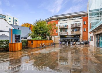 Thumbnail 1 bed flat to rent in The Oaks Square, Epsom